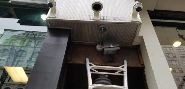 residential cctv system installation