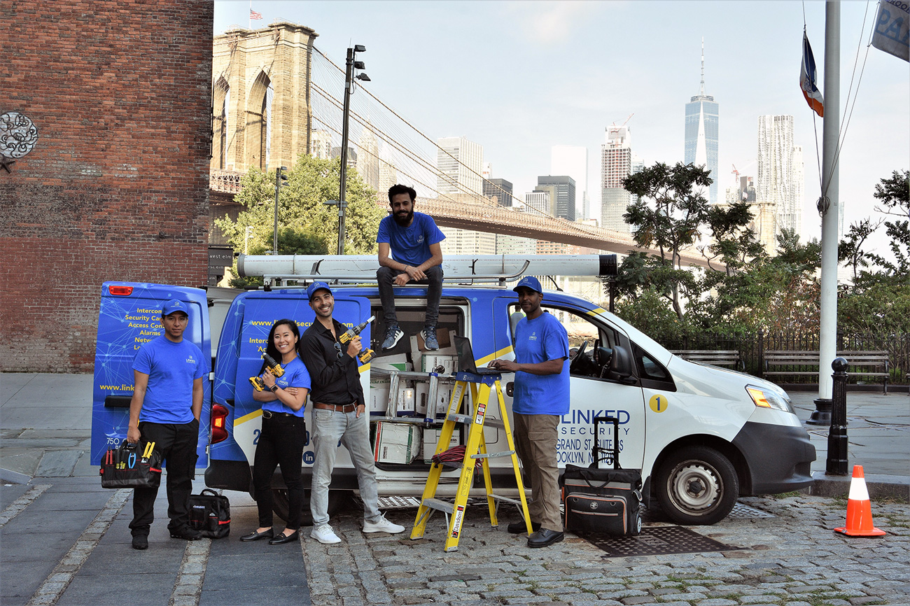 LINKED-Security-Team-experts-Brooklyn-NYC